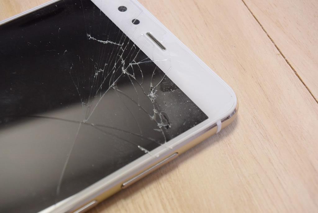 電気器具類破損の一例イメージ