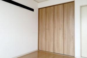 衣類寝具類収納スペースの一例イメージ