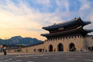 景福宮・光化門